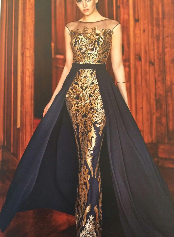 Robe soiree createur libanais