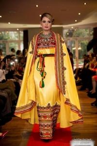 belle robe kabyle
