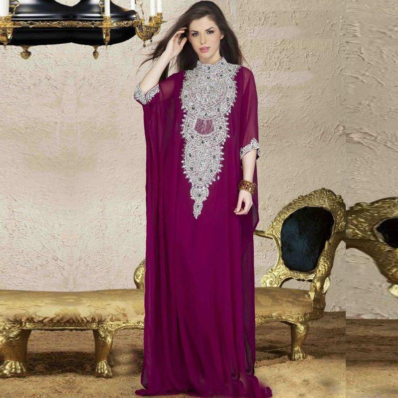 caftan dubai violet mode