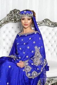 lhaf chaoui robe algérienne