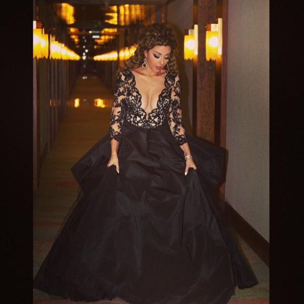 plus belle robe haute-couture libanaise de mariam fares vente et location paris