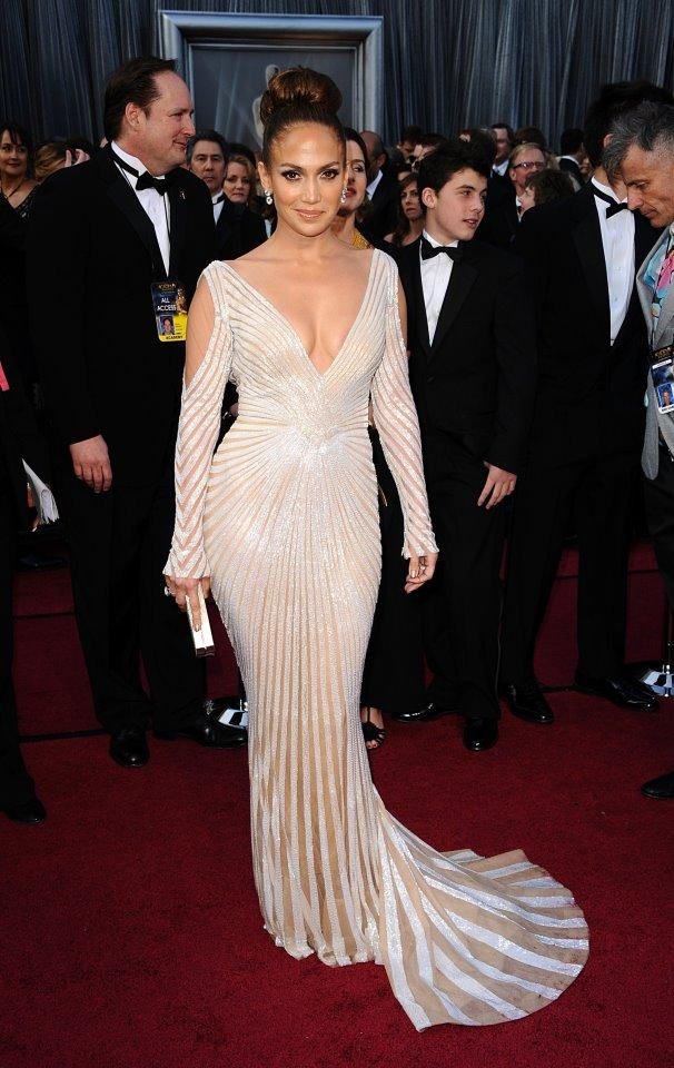 Zuhair Murad habille Jennifer Lopez