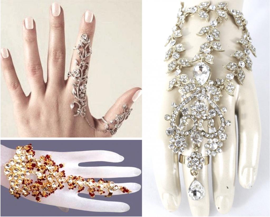 Quels bijoux porter avec ma robe de soirée. Quels accessoires porter avec ma robe de soirée ? Les plus beaux bijoux main pour une robe de soirée ou de mariée.
