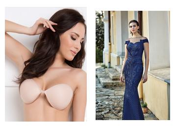 Coque sous vêtement pour mettre en dessous robe de soirée.