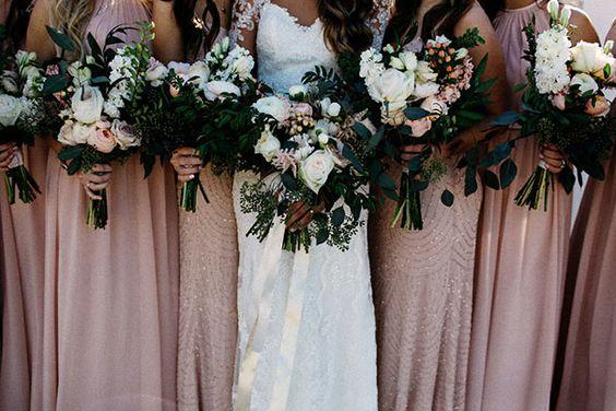 Quelles robes pour demoiselles d'honneur ?