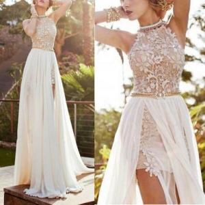 Les plus belles robes blanches de soiree