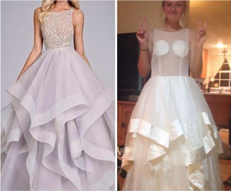pourquoi il ne faut pas acheter robe site chinois