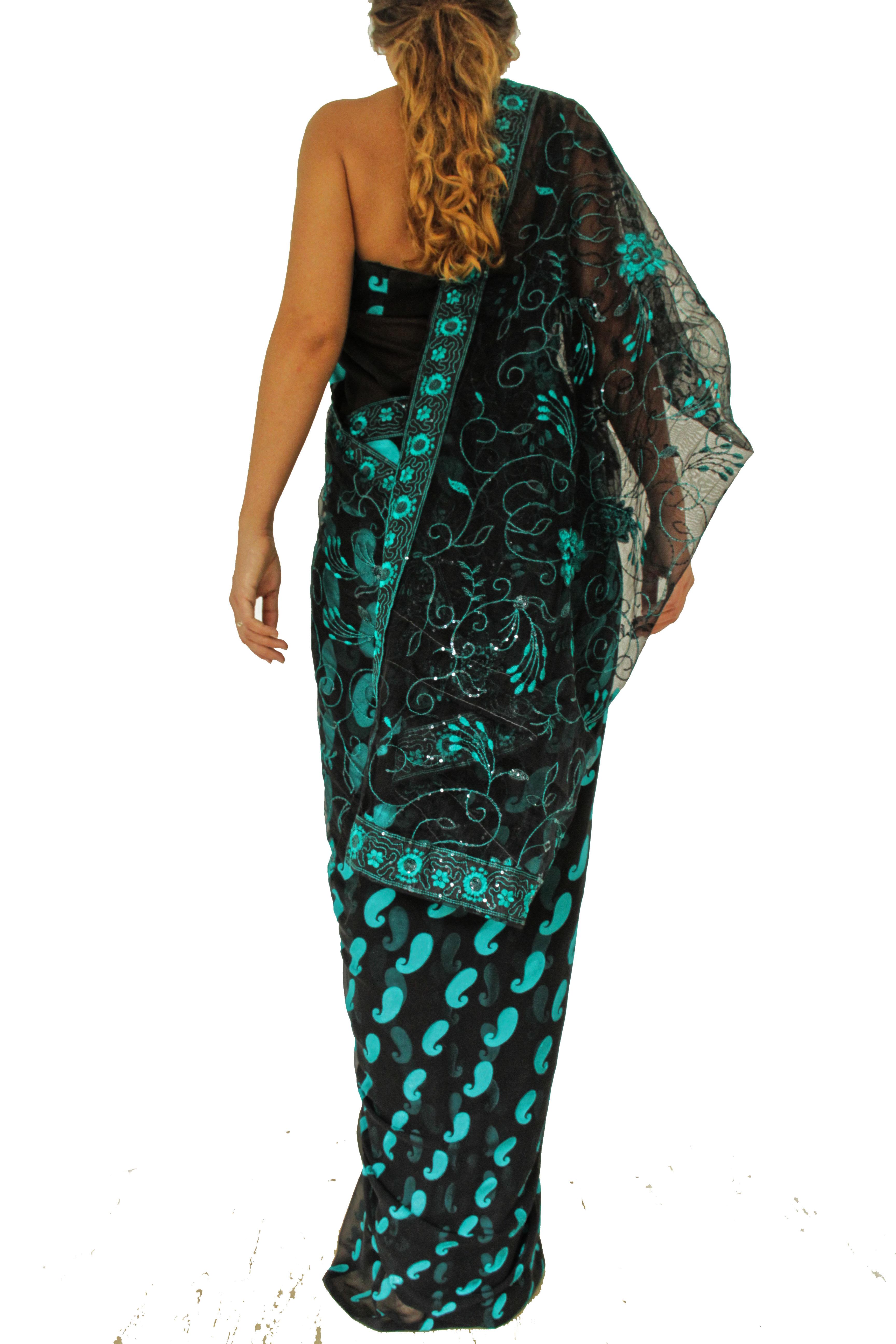 Beau saree sari indien oriental de dubai. Sari grande taille pour femme ronde. SARI moderne sur paris en vente ou location. Sari bollywood pas cher.