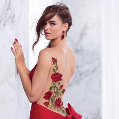 Quelle robe de soirée pour un mariage oriental ?