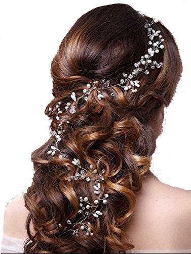 Magnifique accessoires pour cheveux. Accessoires, pinces et perles pour mariage ou fiancailles pas cher.