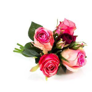 Mini bouquet de roses