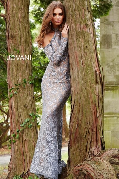 top 5 les plus belles robes en dentelle par jovani collection 2018 monaloew. Black Bedroom Furniture Sets. Home Design Ideas